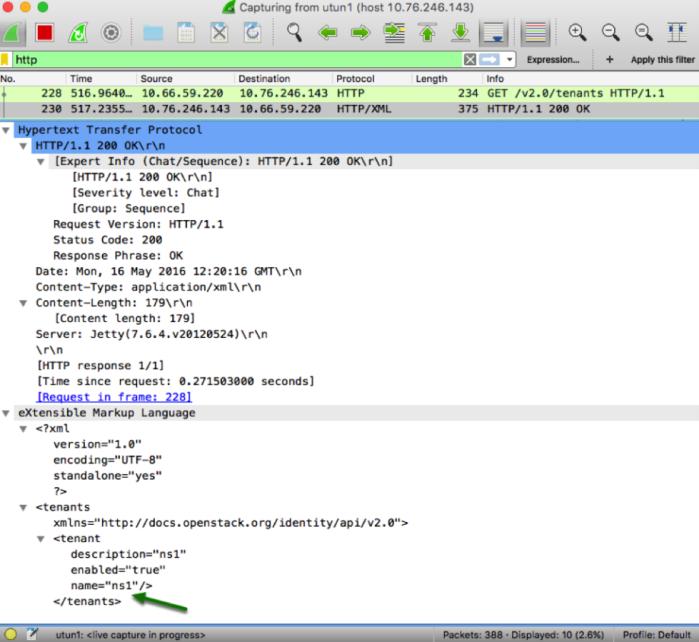 Swift v2.0 auth with ECS