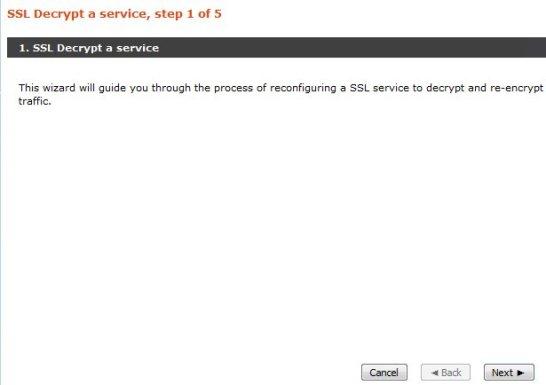 ECS API via vTM-9